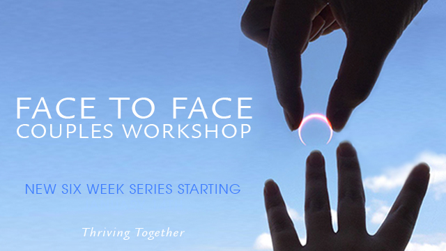 Face-to-Face Couples Workshop @ Shalev Center | Jerusalem | Jerusalem District | Israel