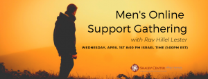 Free Men's Online Support Gathering @ online