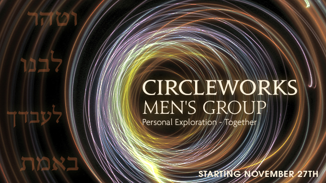 MENS CIRCLEWORKS NOV 27